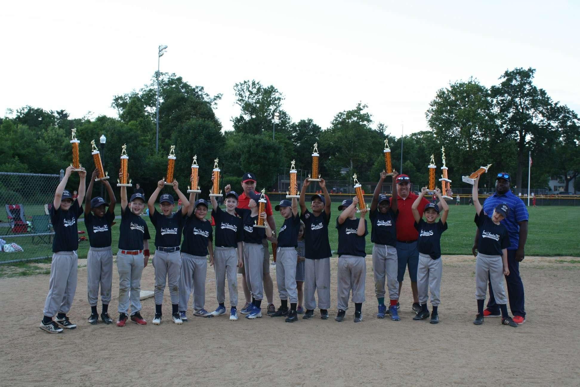 2018 Minors Champions