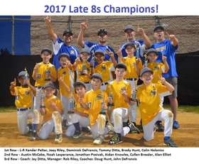 2017 Late 8s Champions2