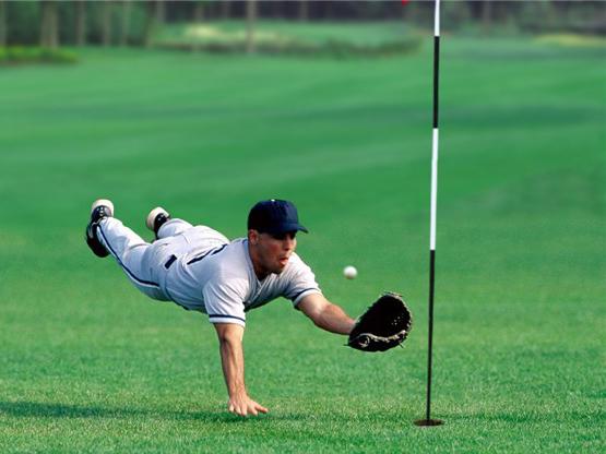 Player Golf
