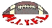 Midwest Indoor Football League Logo