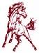 Homer Stallions Logo