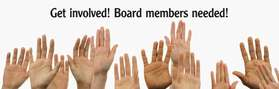 Board Members Needed