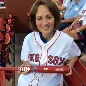 Red Sox Foundation volunteer of the year