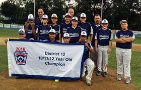 11 12 District 12 Champions 2016