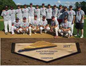 2017 PUNCH OUT CANCER TOURNAMENT CHAMPS