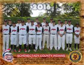 2016 Schenectady County Indians