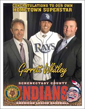 Whitley - 2015 MLB Draft