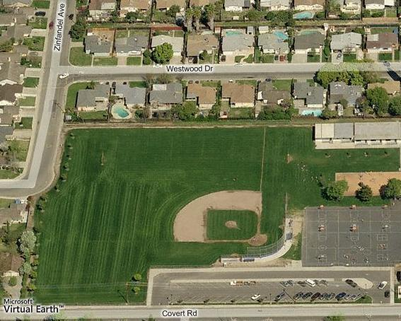Salida Little League Junior Field