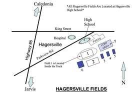 Hagersville Fields