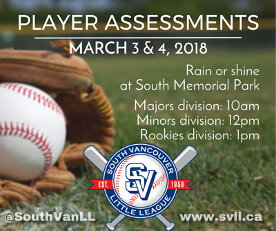 Player Assessments