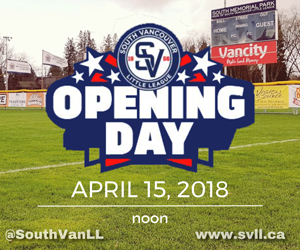 South Vancouver Opening Day