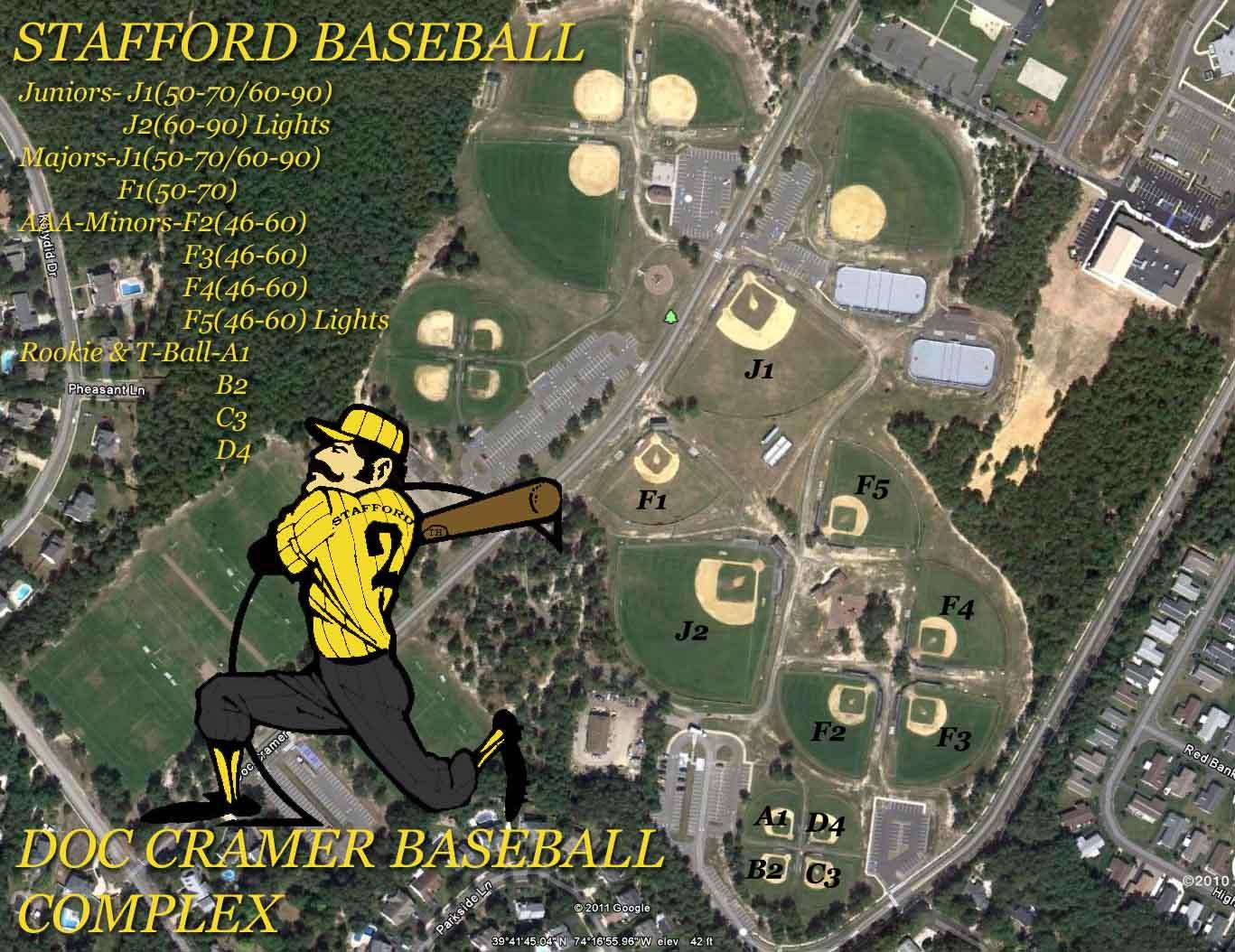 Stafford BaseBall Complex