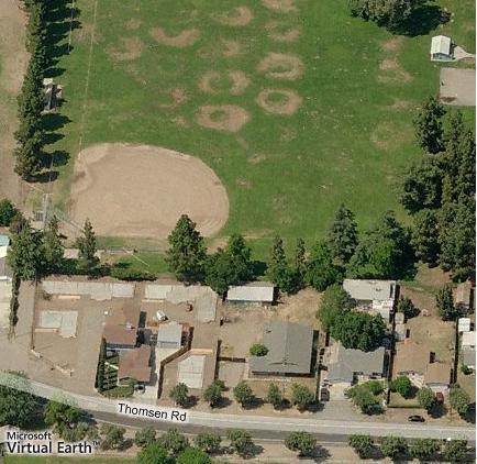 Lathrop Little League Junior Field