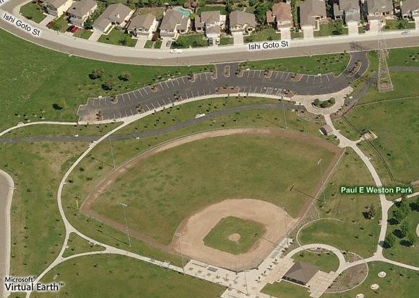 WRLL Junior Division Field