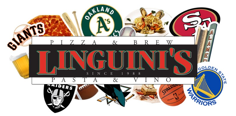 Linguini's Restaurant - T-Ball Athletics