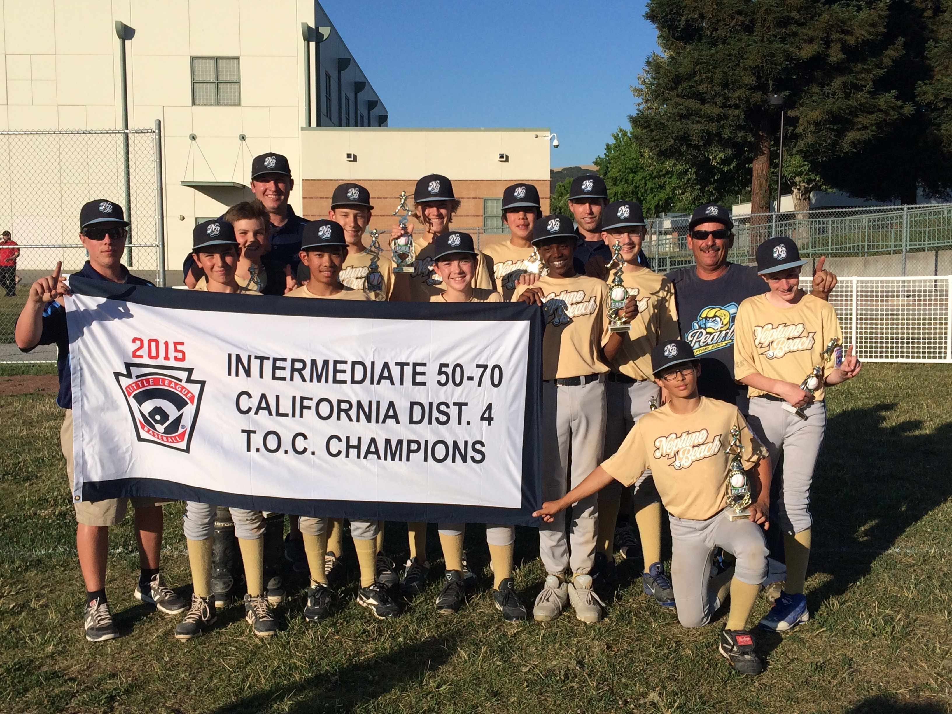 2015 Intermediate Gold TOC Champs