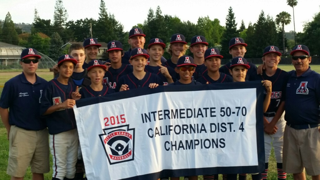 2015 Intermediate All Stars D4 Champs