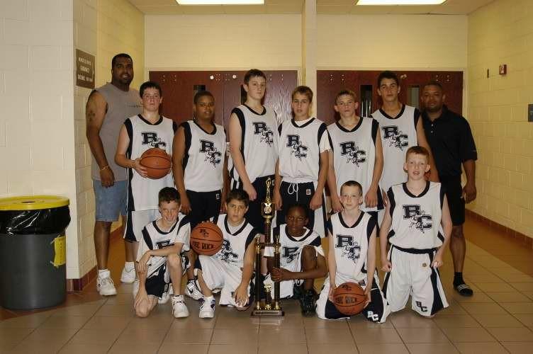 2005 12U Pool Champions