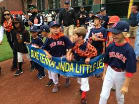 2015 Little League Day at AT&T