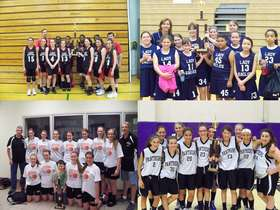 2012 Girls Champions