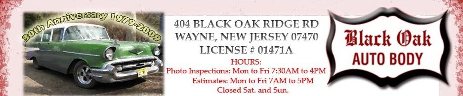 Black Oak Auto Body