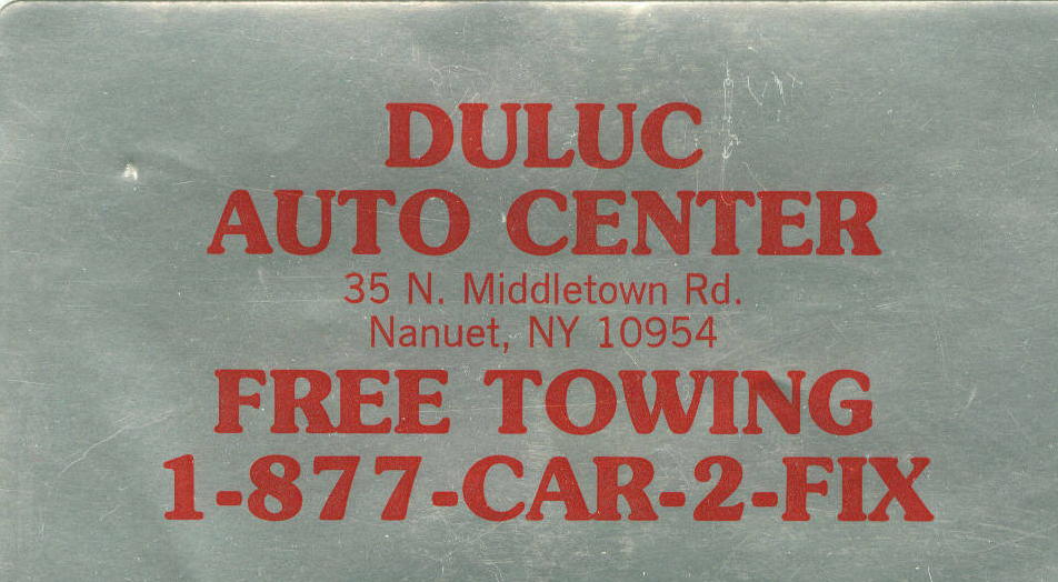 Duluc Auto Center