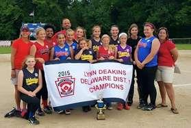 2015 Lynn Deakins Champions!
