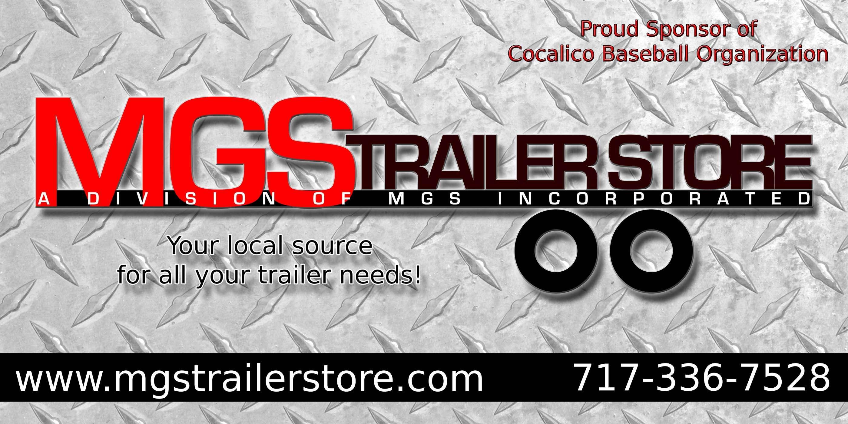 MGS Trailer