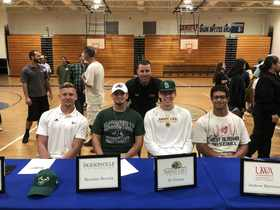 Riverview Baseball Signings 2018-2019