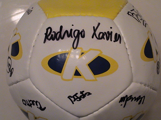 Brazilian Team Rodrigos Signature
