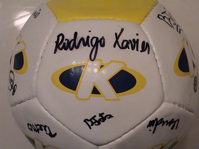Brazilian Team Rodrigos Signature