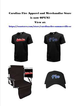 Carolina Fire Apparel and Merchandise St