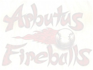 ARBUTUS FIREBALLS Travel Softball