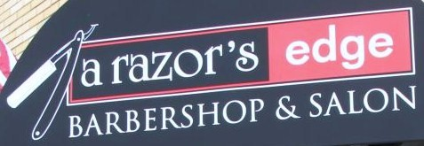 A Razors Edge awning