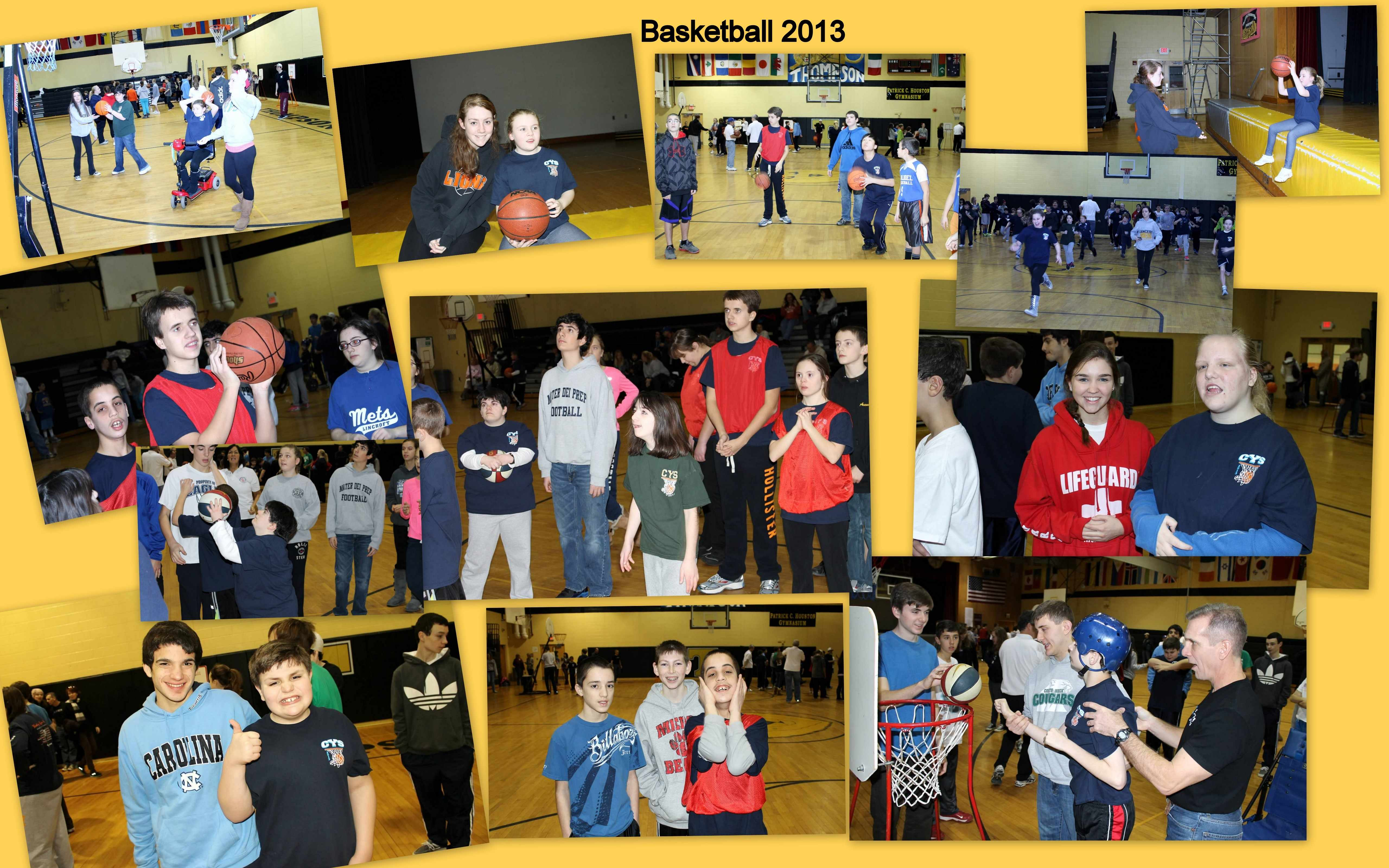basketball 2013 - yellow