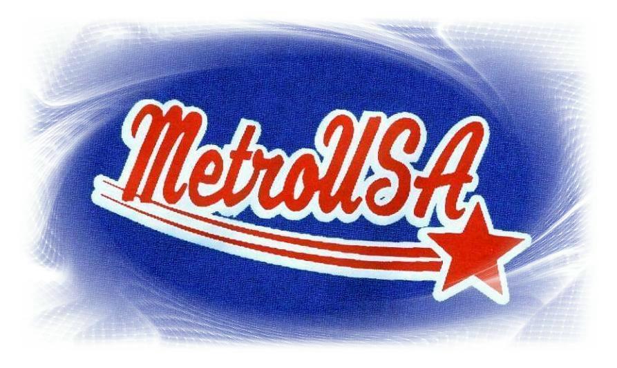 MetroUSA logo