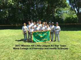 MHLL 2017 All Star Team