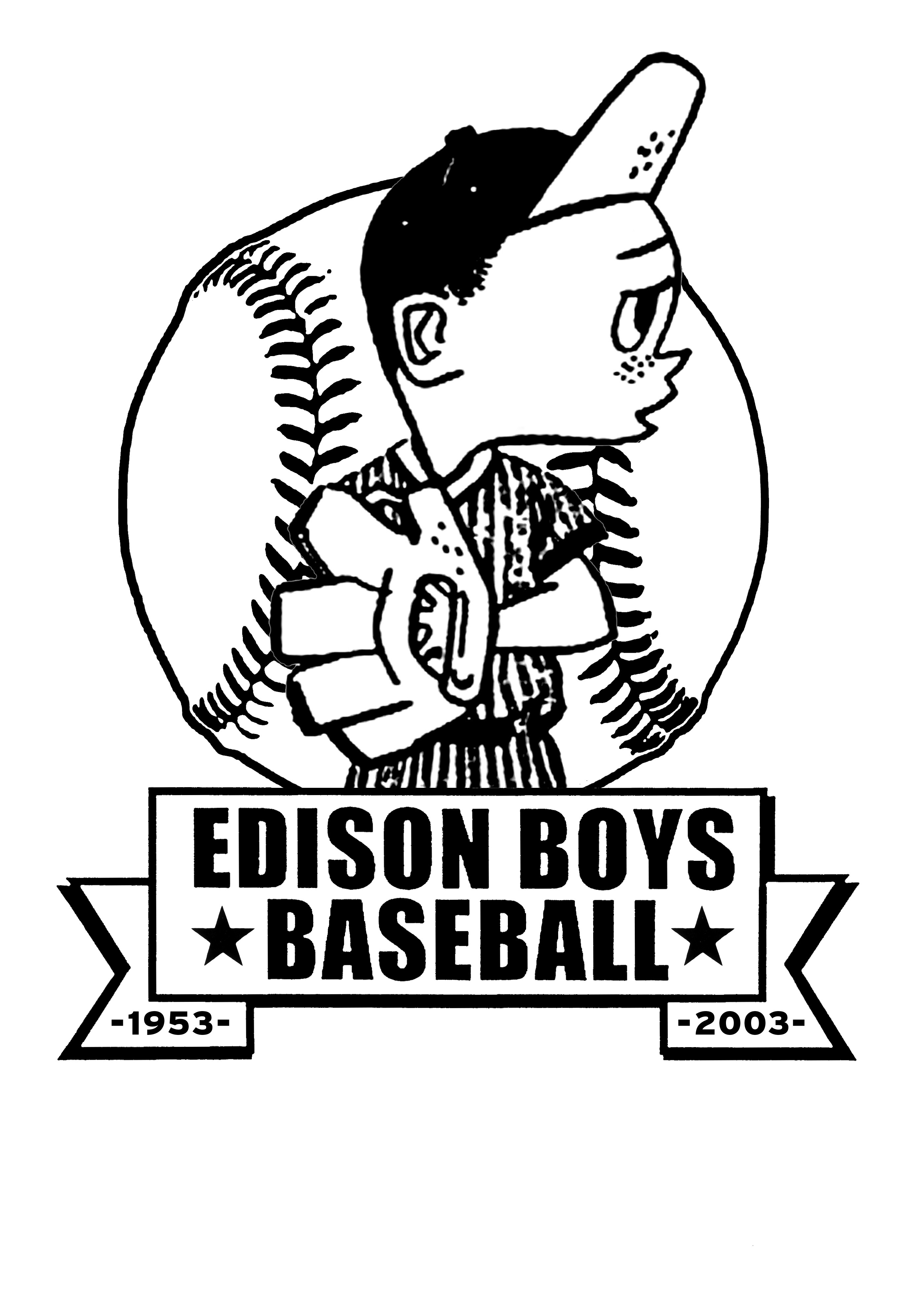 Edison Boys Baseball League