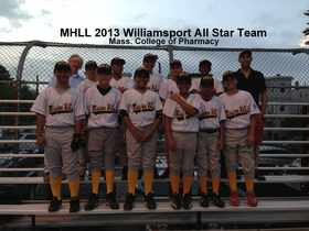 MHLL 2013 Williamsport All Star Team