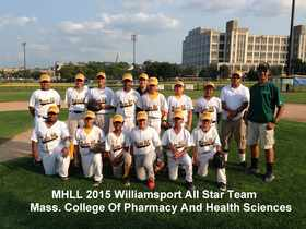 MHLL 2015 All Star Team