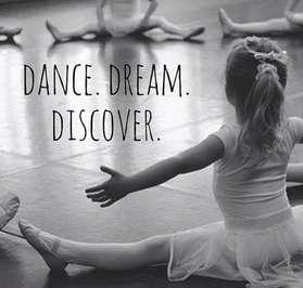 Dance Dream Discover