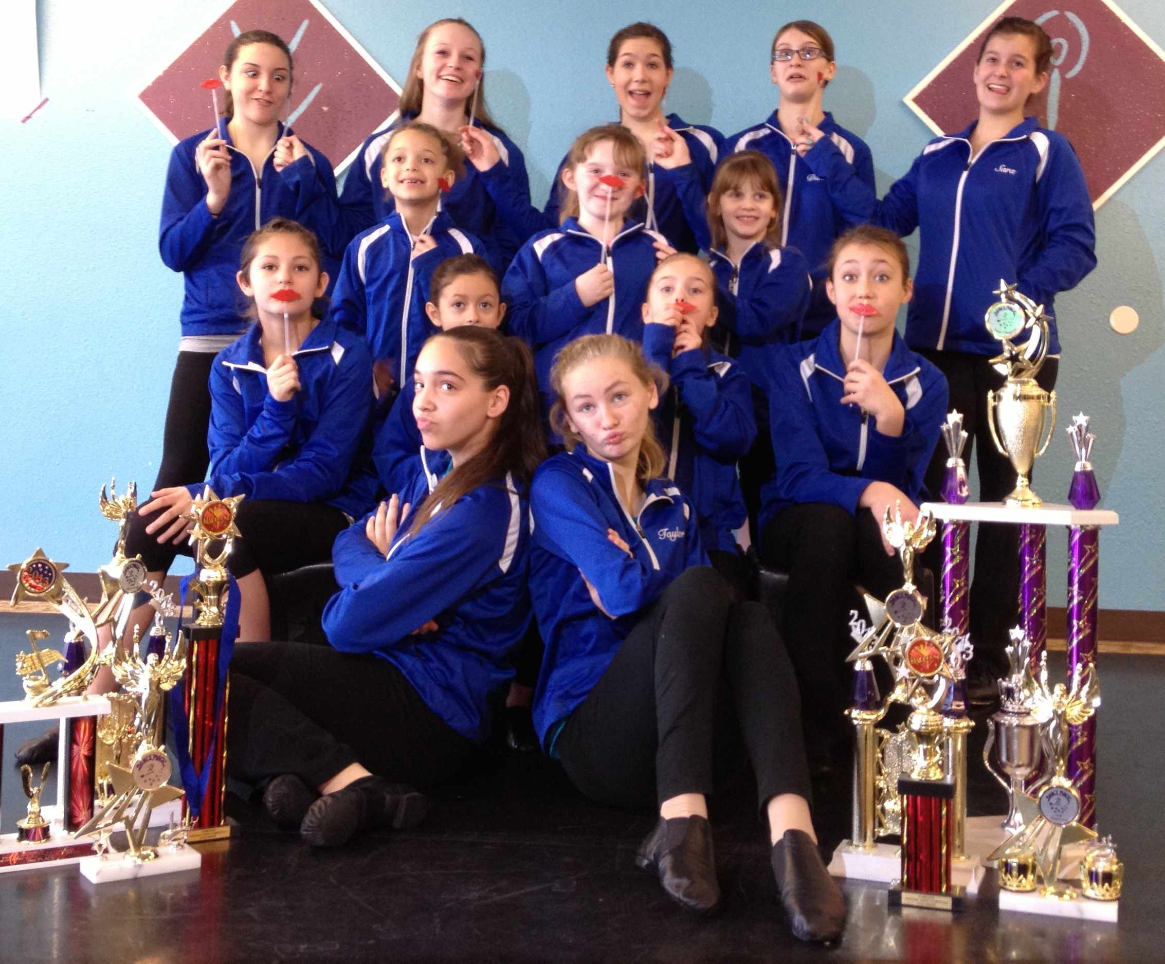 2014 Competition Team - We Love to Dance
