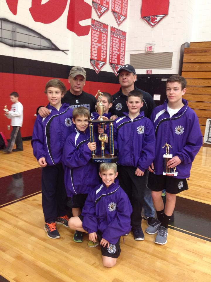 2014 Manchester Holiday - 2nd Place