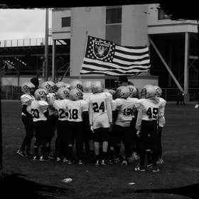 Raiders BW