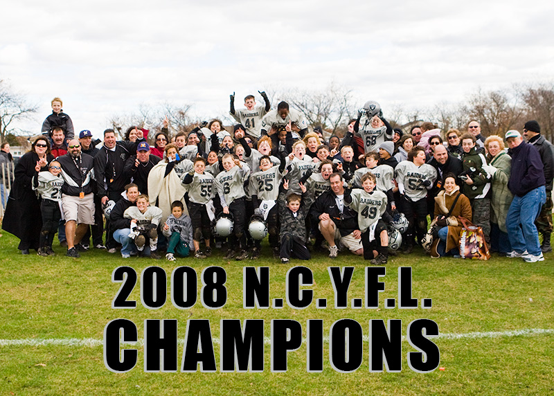 2008 9 Yr Old Champs!