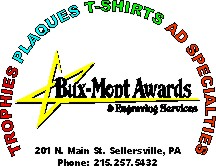 Bux-Mont Awards