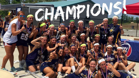 2015 U15 NATIONAL CHAMPS