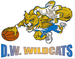 DW Wildcats logo 2011.png