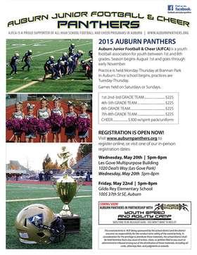 2015 School Flyer