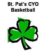 St. Pat's CYO Basketball